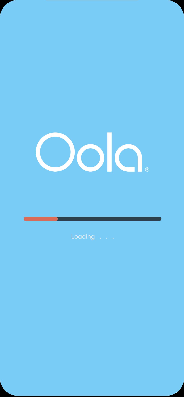 loading screen oola